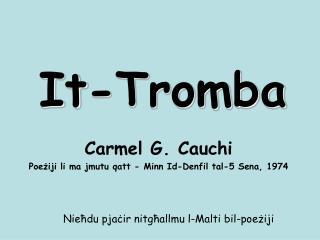 It-Tromba