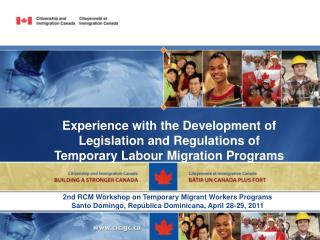 2nd RCM Workshop on Temporary Migrant Workers Programs