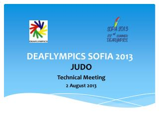 DEAFLYMPICS SOFIA 2013