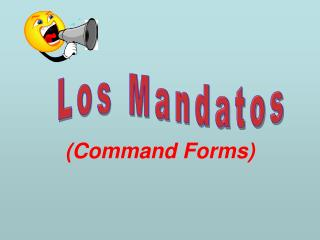 (Command Forms)