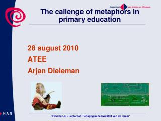 The callenge of metaphors in primary education