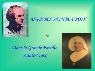 ASSOCIÉS SAINTE-CROIX