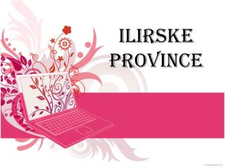 ILIRSKE PROVINCE