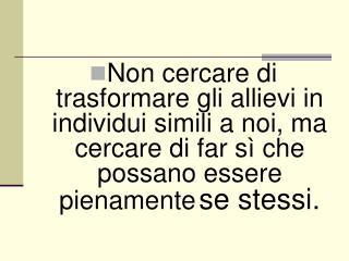 Corso UISP Area Comune 30 Ottobre Genova