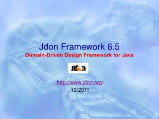 Jdon Framework 6.5  Domain-Driven Design Framework for Java