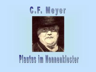 C.F. Meyer
