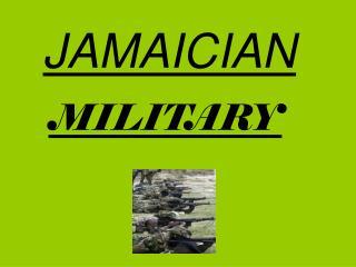 JAMAICIAN