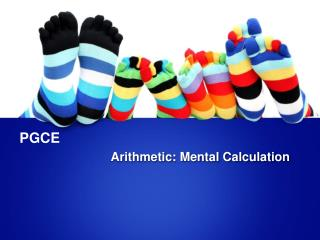 Arithmetic: Mental Calculation