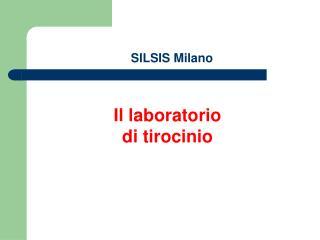 SILSIS Milano