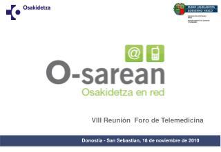 Donostia - San Sebastian, 18 de noviembre de 2010