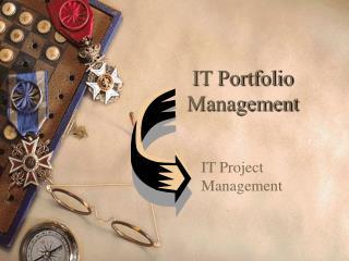 IT Portfolio Management