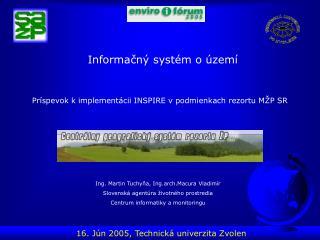 Informačný systém o území