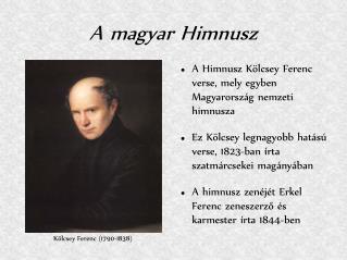 A magyar Himnusz