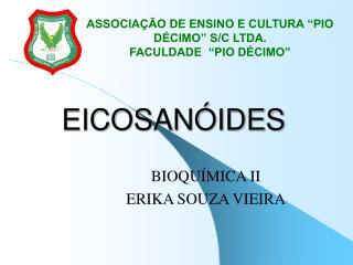 EICOSAN IDES
