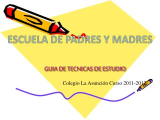 GUIA DE TECNICAS DE ESTUDIO