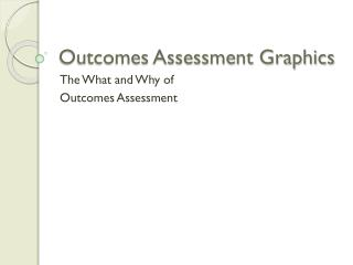 Outcomes Assessment Graphics