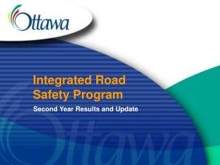Integrated Road  Safety Program