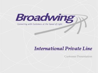 International Private Line