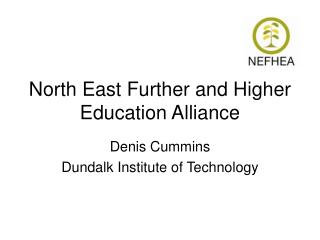 North East Further and Higher Education Alliance