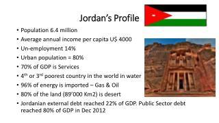 Jordan�s Profile