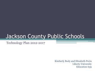 Jackson County Public Schools