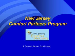 New Jersey Comfort Partners Program