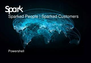 Sparked People  Sparked Customers       Powershell