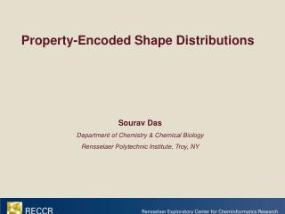 Property-Encoded Shape Distributions