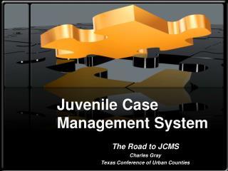 Juvenile Case  Management System
