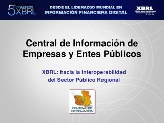Central de Información de Empresas y Entes Públicos