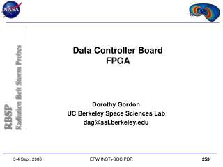 Data Controller Board FPGA