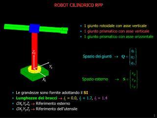 ROBOT CILINDRICO RPP