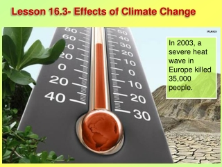 Lyme Disease and Climate Change