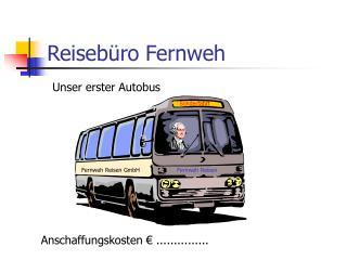Reisebüro Fernweh