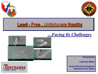 Lead - Free ,  Unfortunate  Reality