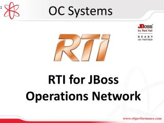 RTI for JBoss Operations Network