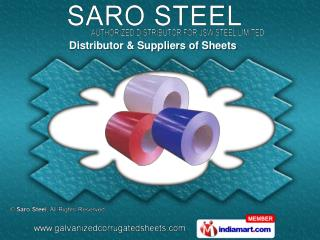 GC Sheets & Pre Painted Galvanized Sheets