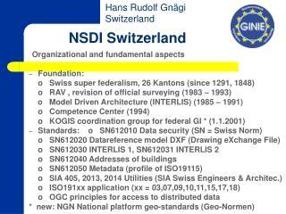 NSDI Switzerland