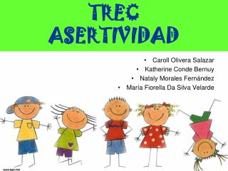 TREC ASERTIVIDAD