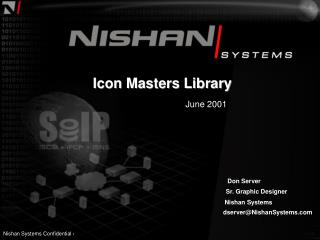 Icon Masters Library