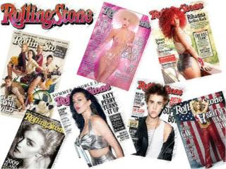 In the first edition of the magazine Wenner write that Rolling Stone