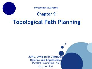 Topological Path Planning