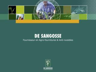 Création :  1926 Siège social :  Agen, France C.A 2009 :  272 M€ Effectifs :  550 collaborateurs