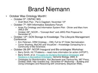 Brand Niemann