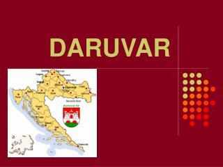 DARUVAR