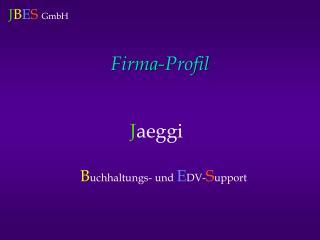 Firma-Profil