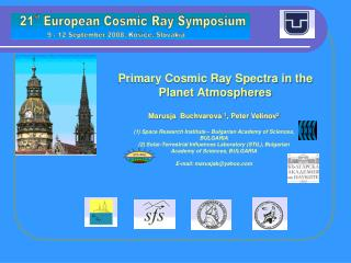 Primary Cosmic Ray Spectra in the Planet Atmospheres