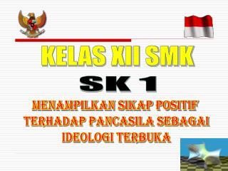 KELAS XII SMK