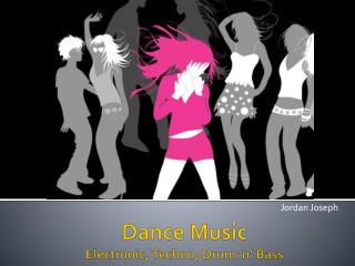 Dance Music Electronic, Techno, Drum �n� Bass