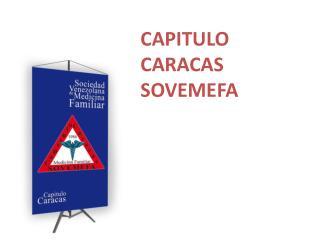 CAPITULO CARACAS  SOVEMEFA